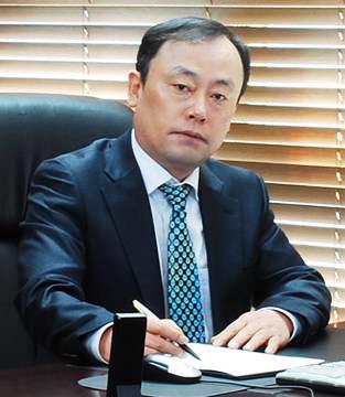 대표이사 김완규 사진